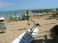 Lido Majata Beach in contrada Punta Grande - 7 settembre 2007  - Realmonte (2405 clic)