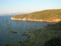 la costa e le calette tra Castellammare e Guidaloca - 8 maggio 2007  - Castellammare del golfo (776 clic)