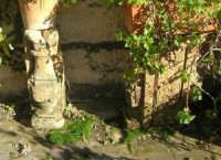 antica terrazza: particolare - 4 marzo 2007  - Bagheria (1792 clic)