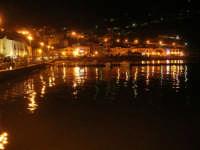 al porto: notturno - 25 aprile 2008    - Castellammare del golfo (680 clic)