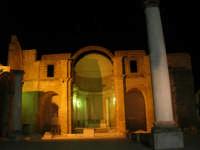 resti della Chiesa Madre - 2 gennaio 2009   - Salemi (2492 clic)