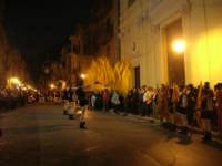 2° Corteo Storico di Santa Rita - Associazione Sbandieratori Città di Caccamo: esibizione dinanzi la Chiesa S. Antonio - 17 maggio 2008   - Castellammare del golfo (497 clic)