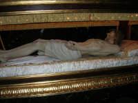 Venerdì Santo: processione del Cristo Morto e dell'Addolorata - piazza Ciullo - 21 marzo 2008   - Alcamo (1023 clic)