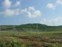 la campagna a primavera - impianto eolico - 3 maggio 2009  - Fulgatore (1691 clic)