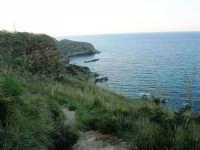la costa e le calette tra Castellammare e Guidaloca - 8 maggio 2007  - Castellammare del golfo (772 clic)