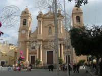 Festa di li Schietti - Piazza Duomo - Chiesa Madre Maria SS. delle Grazie - 23 marzo 2008   - Terrasini (1869 clic)