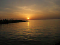 tramonto - 25 maggio 2008  - Cornino (764 clic)