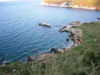 la costa e le calette tra Castellammare e Guidaloca - 8 maggio 2007  - Castellammare del golfo (737 clic)