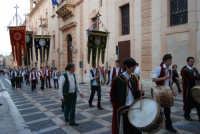 2° Corteo Storico di Santa Rita - Stendardieri di Petralia La Suprana - 17 maggio 2008  - Castellammare del golfo (500 clic)