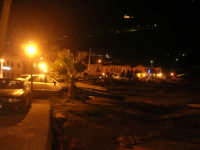 al porto: notturno - 25 aprile 2008    - Castellammare del golfo (785 clic)
