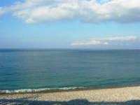 il mare della Baia di Guidaloca - 1 maggio 2007  - Castellammare del golfo (729 clic)