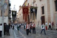 2° Corteo Storico di Santa Rita - Stendardieri di Petralia La Suprana - 17 maggio 2008  - Castellammare del golfo (504 clic)