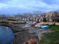 il piccolo borgo marinaro tra Mazara del Vallo e Campobello di Mazara - 4 gennaio 2007  - Torretta granitola (3137 clic)