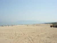 c/da Canalotto: la spiaggia - 21 luglio 2007   - Alcamo marina (960 clic)