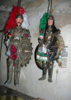 Il Presepe Vivente di Custonaci nella grotta preistorica di Scurati (grotta Mangiapane) (209) - 26 dicembre 2007   - Custonaci (1026 clic)
