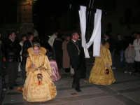 Venerdì Santo: processione del Cristo Morto e dell'Addolorata - piazza Ciullo - 21 marzo 2008   - Alcamo (863 clic)