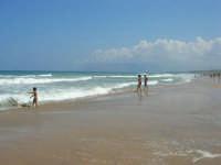 c/da Canalotto: domenica, mare mosso - 30 luglio 2006  - Alcamo marina (1196 clic)