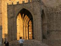 Duomo (sec. XIV): particolare - 14 luglio 2005   - Erice (1414 clic)