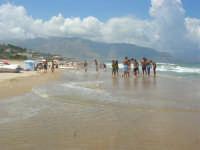c/da Canalotto: domenica, mare mosso - 30 luglio 2006  - Alcamo marina (1147 clic)
