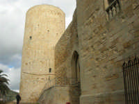 Castello arabo normanno - 6 gennaio 2009   - Salemi (2970 clic)