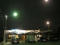 piazzale Canalotto - il locale Sunshine al chiaro di luna - 26 settembre 2007  - Alcamo marina (3151 clic)