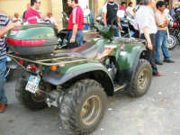 IV Moto Raduno Filosofia e Cultura della Motocicletta, a cura dell'Ass. Moto Club Città di Alcamo Le Aquile - Piazza della Repubblica - 18 giugno 2006  - Alcamo (2109 clic)