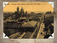 panorama con la Cattedrale visto da Porta Nuova  - Palermo (2156 clic)