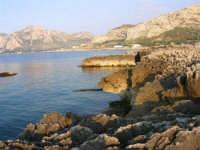 un tratto di costa - 25 aprile 2007  - Isola delle femmine (1310 clic)