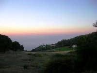Panorama dal Monte Bonifato - 19 luglio 2005  - Alcamo (1349 clic)