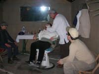 Presepe Vivente presso l'Istituto Comprensivo A. Manzoni - 21 dicembre 2008   - Buseto palizzolo (579 clic)