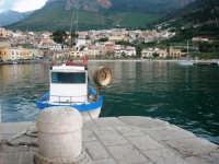 al porto - 8 maggio 2007  - Castellammare del golfo (737 clic)