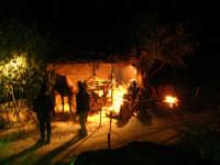 Presepe Vivente - 26 dicembre 2008  - Balata di baida (2083 clic)