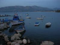 barche ormeggiate - 31 maggio 2008  - Trappeto (2023 clic)