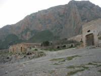 la tonnara ed il Monte Monaco - 24 febbraio 2008   - San vito lo capo (562 clic)