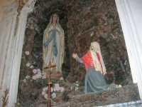 Chiesa Madre - interno - 4 ottobre 2009  - Partanna (1647 clic)