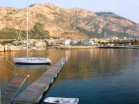 panorama dal molo - 25 aprile 2007  - Isola delle femmine (993 clic)