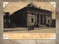 Orto Botanico - Prospetto esterno del Ginnasio PALERMO Lidia e Nicola