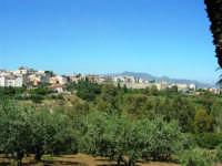 panorama della periferia - 9 maggio 2007  - Alcamo (1165 clic)