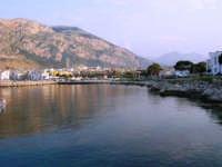 panorama dal molo - 25 aprile 2007  - Isola delle femmine (1406 clic)