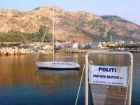 panorama dal molo - 25 aprile 2007  - Isola delle femmine (1593 clic)