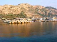 panorama dal molo - 25 aprile 2007  - Isola delle femmine (2419 clic)