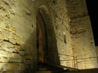 Castello arabo normanno - particolare - 2 gennaio 2009   - Salemi (2602 clic)