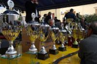 Festa di li Schietti - Piazza Duomo - sul palco, durante l'iscrizione alla gara dell'alzata dell'albero, le coppe sono già pronte - 23 marzo 2008   - Terrasini (2153 clic)