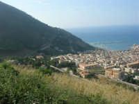 panorama - 12 giugno 2007  - Castellammare del golfo (600 clic)