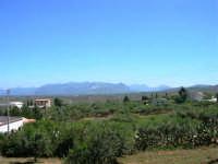 panorama: guardando verso Partinico - 9 maggio 2007  - Alcamo (1016 clic)