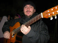 PRESEPE  VIVENTE - I.C. Giovanni Pascoli - Prof. Giovanni Sonoli - 20 dicembre 2008  - Castellammare del golfo (570 clic)