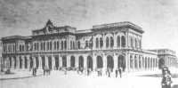 Stazione Centrale -1885  - Palermo (2397 clic)