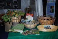Cous Cous Fest 2007 - Expo Village - itinerario alla scoperta dell'artigianato, del turismo, dell'agroalimentare siciliano e dei Paesi del Mediterraneo: cesti vari dalla Riserva Naturale Orientata dello Zingaro - 28 settembre 2007   - San vito lo capo (881 clic)