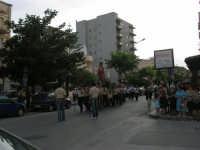 Festa del Sacro Cuore - viale Europa: la processione  - 15 giugno 2007  - Alcamo (1147 clic)