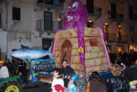 Carnevale 2008 - Sfilata Carri Allegorici lungo il  corso VI Aprile - 2 febbraio 2008   - Alcamo (1161 clic)